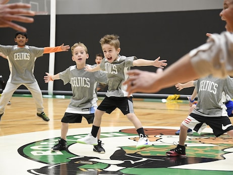 Photos: Nov. 9, 2019 | Jr. Celtics Clinics - Auerbach Center