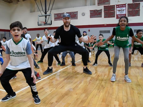 Photos: February 2, 2019 | Jr. Celtics Academy Clinic #2 - Madison Park