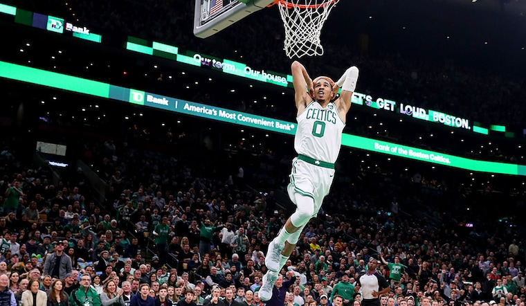 Celtics Sign Jayson Tatum to Contract Extension