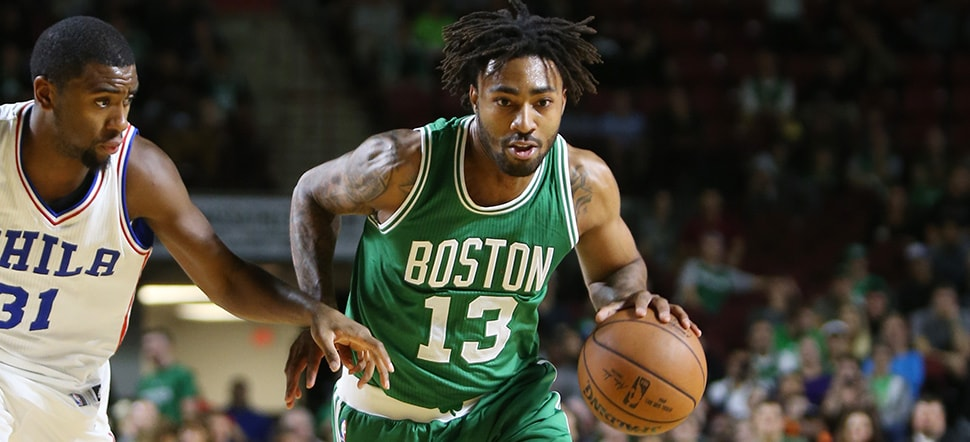 James Young Earns Celtics' Final Roster Spot | Boston Celtics