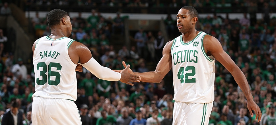 C's Confident they Can Adjust Fill Hayward's Void