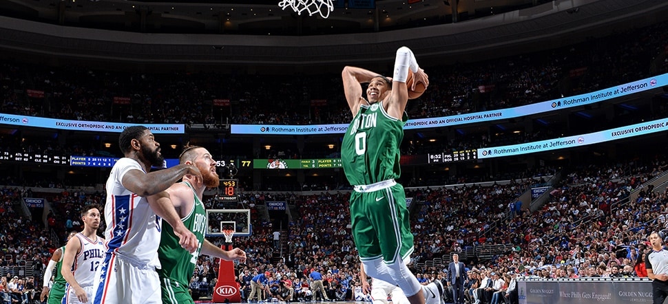 1020 Game Preview: Celtics at 76ers