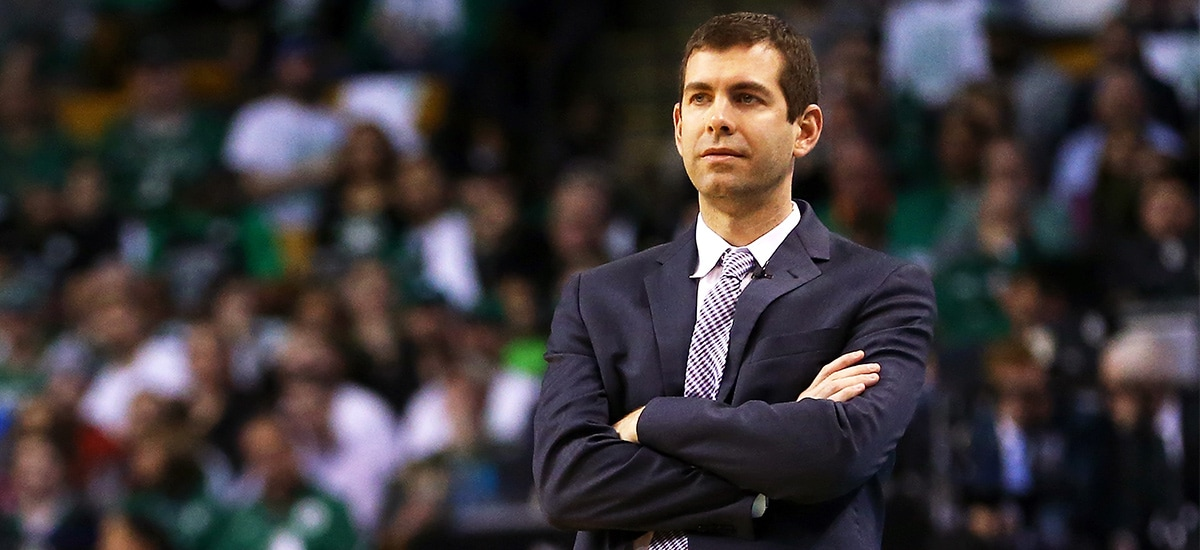 Stevens' Advice to Red Sox Could Also Apply to Celtics