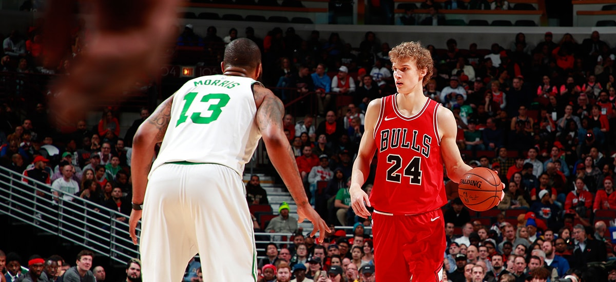 Pregame Post-Ups: Chicago's Front Court Gets a Boost while Boston's Takes a Hit