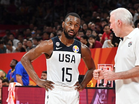 C's Trio Guides Team USA into FIBA World Cup Quarterfinals