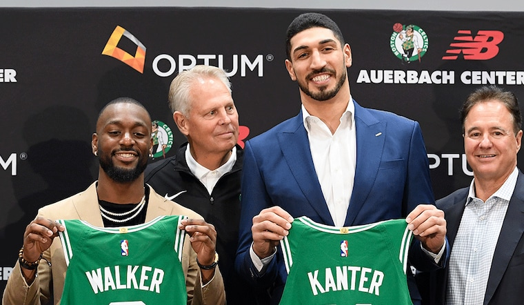 Five Facts: Fall, Green, Kanter, Poirier, Walker