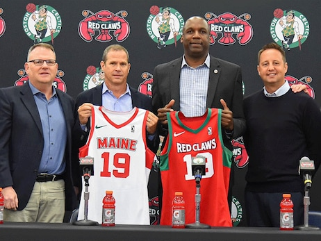 C's Purchase of Red Claws Should Open New Doors for Both Teams