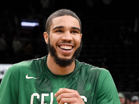 Jayson Tatum Overcome with Joy Upon Earning First All-Star Nod