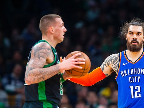 3/8 Game Preview: Thunder at Celtics