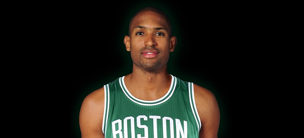 Boston Celtics Sign Al Horford