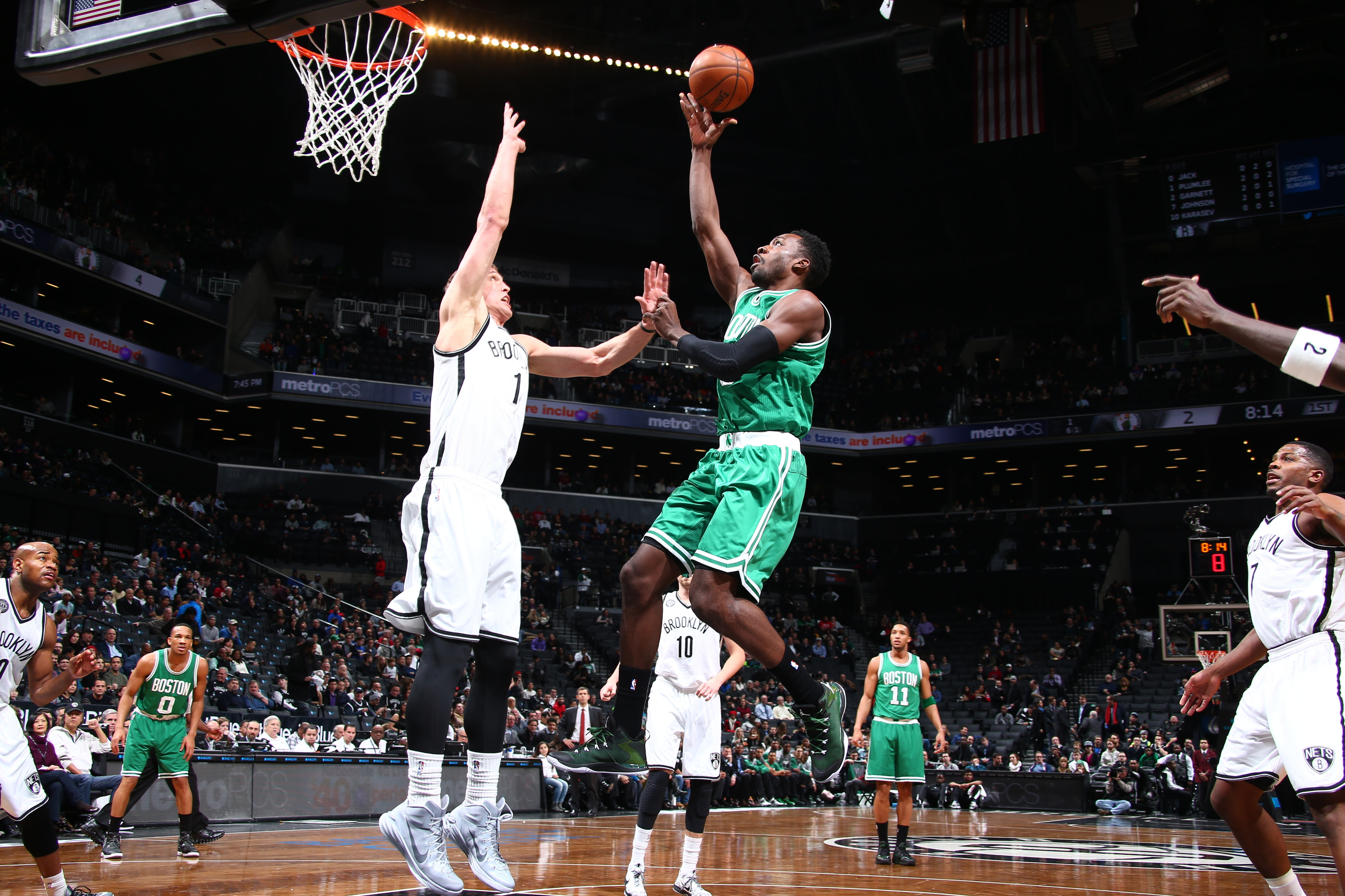 photos: celtics vs. nets - jan. 7, 2015 | boston celtics
