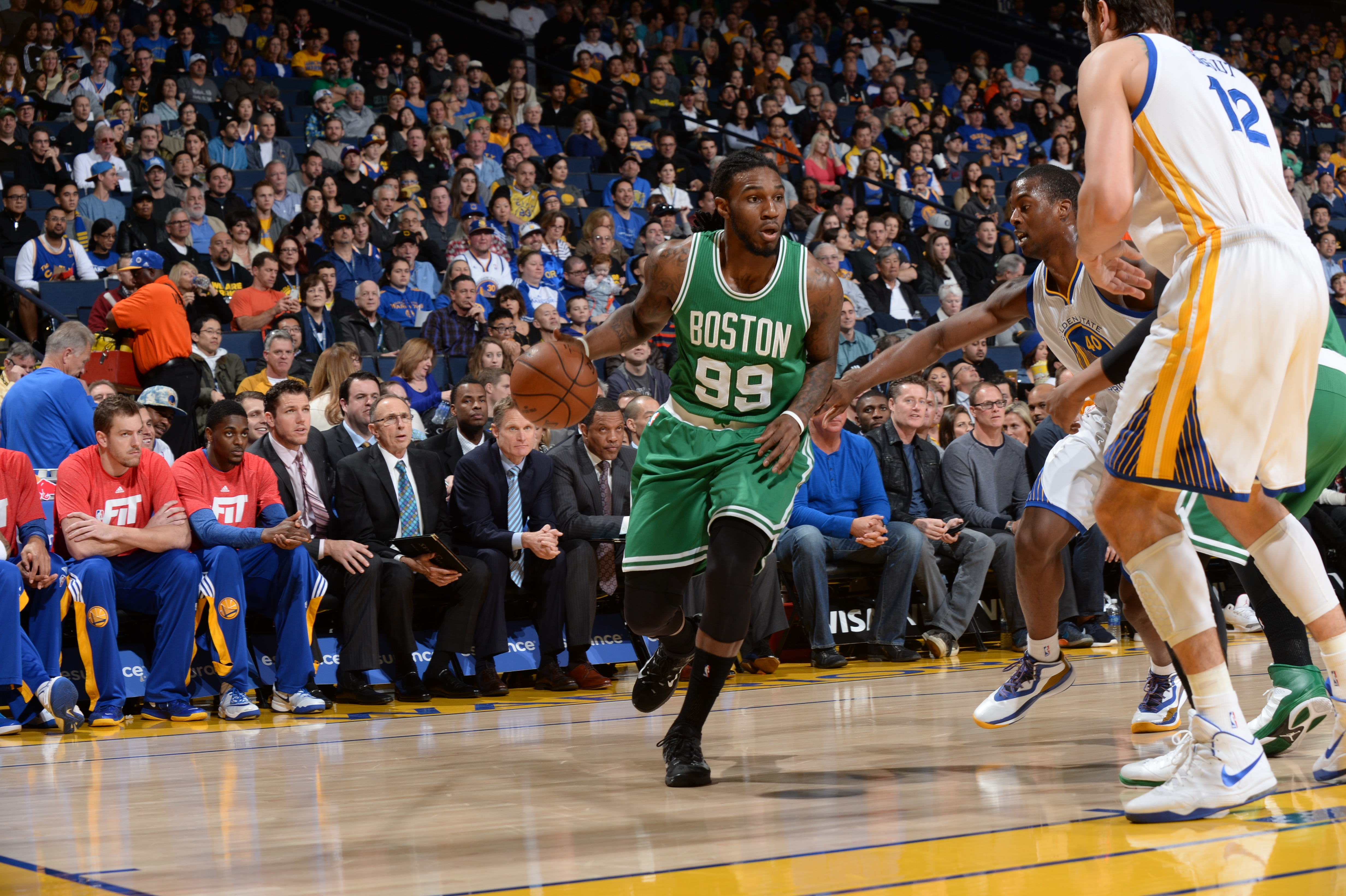 A Sherrod Blakely hands out his stars studs and duds from the Celtics loss to the Nets on Monday night