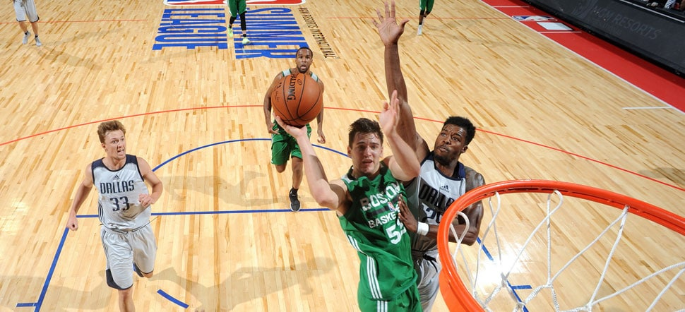 Celts Fall To Mavs To End Impressive Stay in Vegas  Boston Celtics