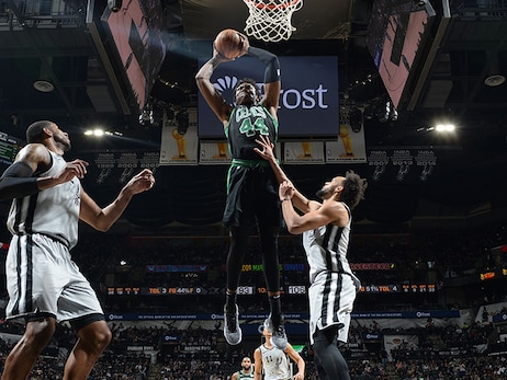 11/9 Arbella Quote Worthy: Celtics vs. Spurs