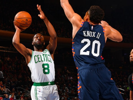 12/1 Arbella Quote Worthy: Celtics vs. Knicks