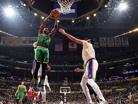 2/23 Arbella Quote Worthy: Celtics vs. Lakers