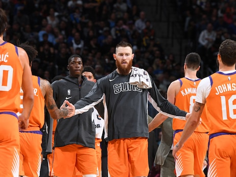 Pregame Post-Ups: Baynes Impacting Suns on Many Levels