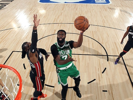 All-Out Paint Attack in Game 3 Leads Celtics into ECF Win Column