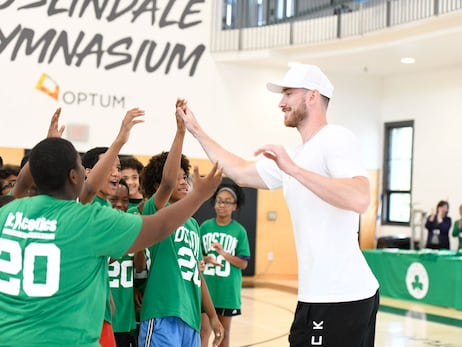 August 29, 2019 | Jr. Celtics All-Star Skills Clinic - Roslindale