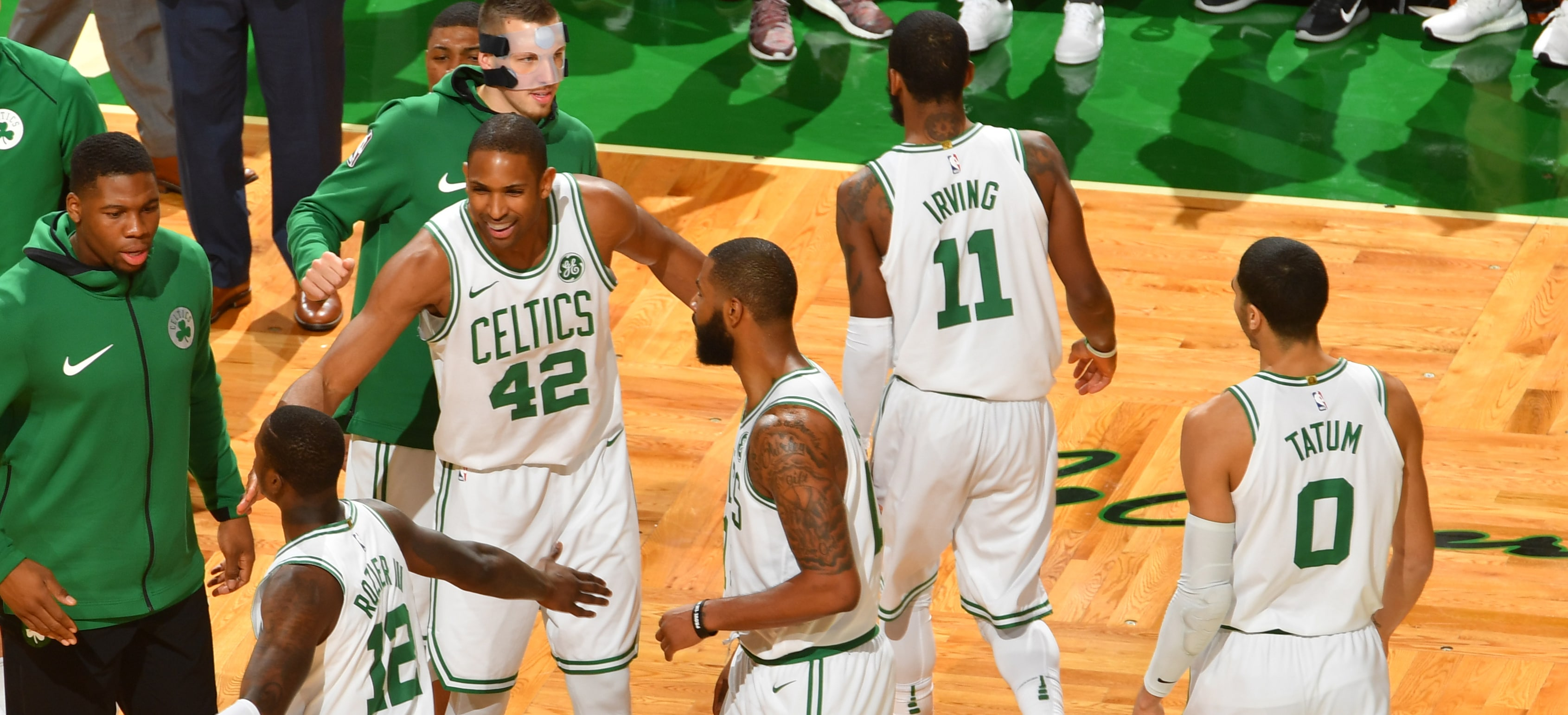 Irving Says Schedule Left C S In Survival Mode Boston