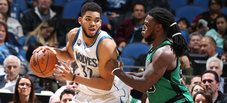 Jae Crowder defends Karl-Anthony Towns
