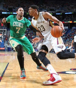 Jared Sullinger, Anthony Davis