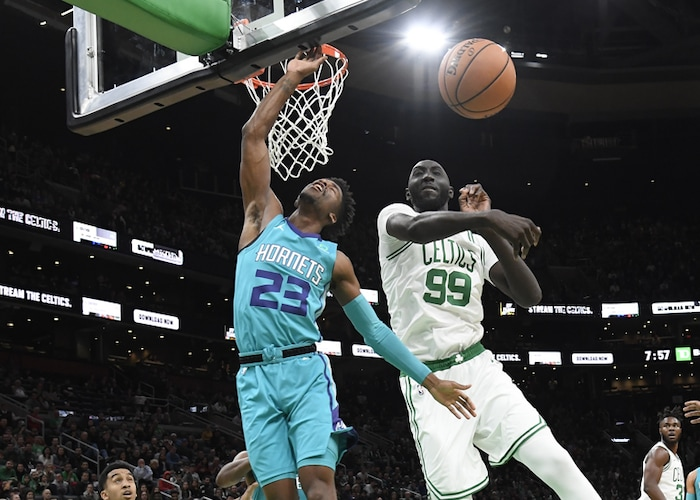 Celtics Block Parties Appear To Be on the Rise