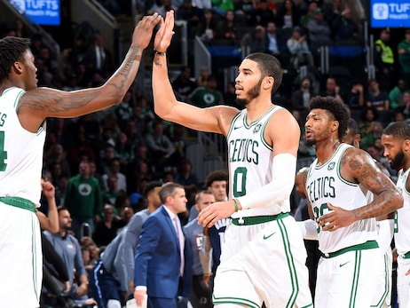 Keys to the Game: Celtics 116, Mavericks 106