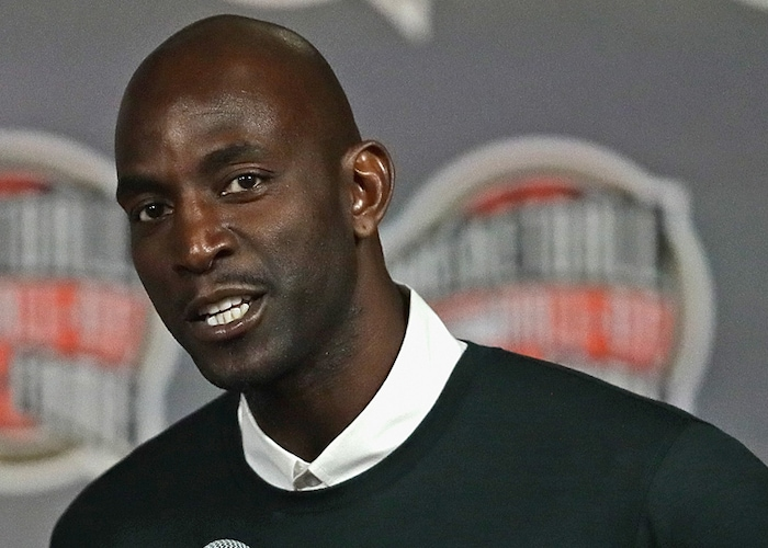 Whirlwind 20 Hours Ends with Garnett's Selection as Hall of Fame Finalist | Boston Celtics