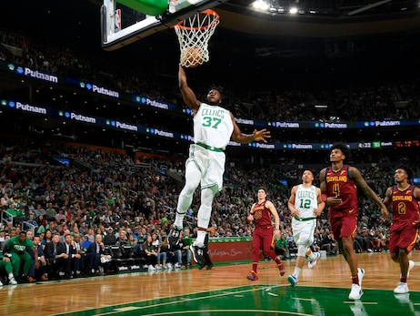Photos: Cavaliers vs. Celtics - Oct. 13, 2019