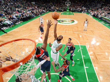 Photos: Wizards vs. Celtics - Nov. 13, 2019