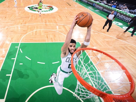 Photos: Timberwolves vs. Celtics - Apr. 9, 2021