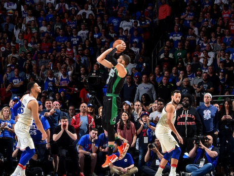 Photos: Celtics vs. Sixers - May. 5, 2018