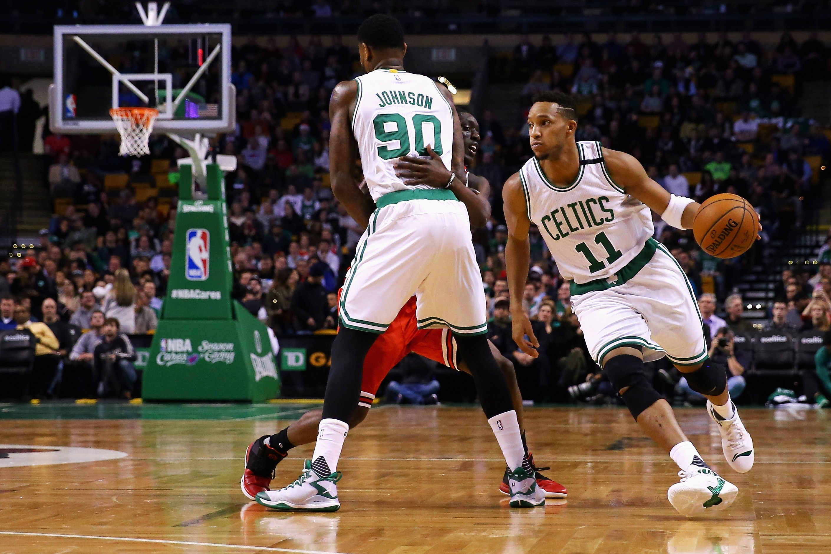 photos: bulls vs. celtics - dec. 9, 2015 | boston celtics