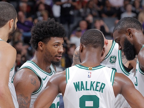 Celtics Adapting to Lifestyle Changes Amidst NBA Hiatus