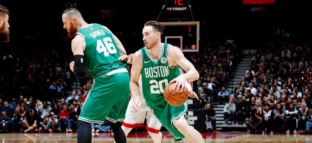 New Lineups Same Result as C's Fall Victims Again in Toronto