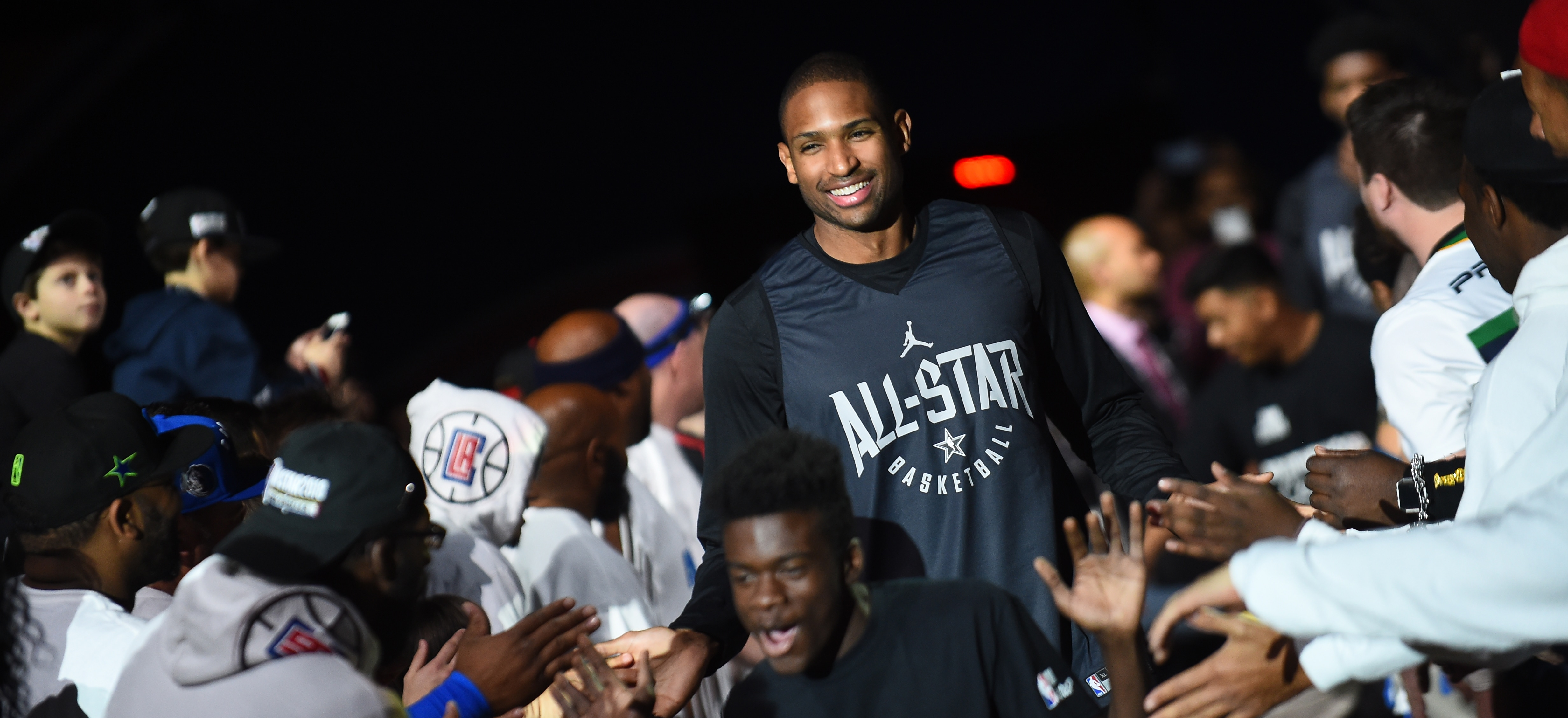 Kyrie and Others Rave About Horford Ahead of Skills Challenge