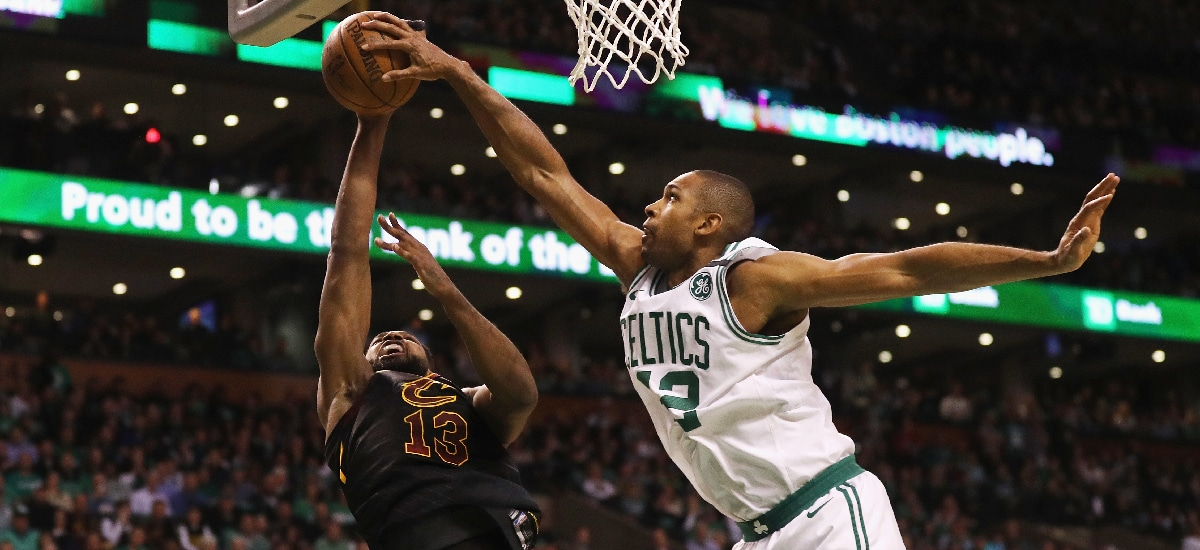2018 Awards Series DPOY: Al Horford