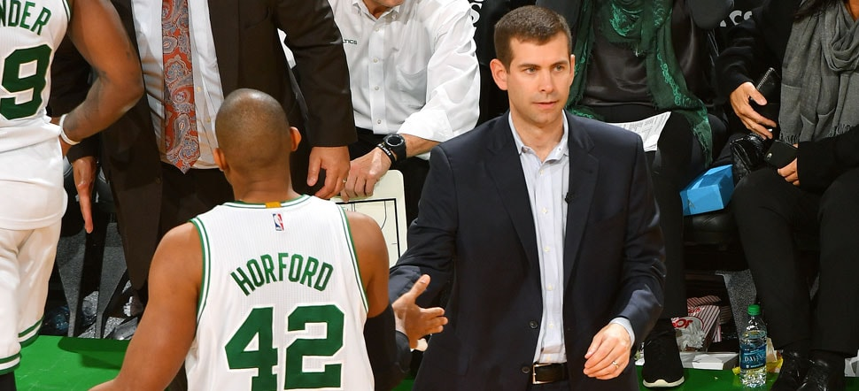Inexperienced C's on Brink of First Series Victory