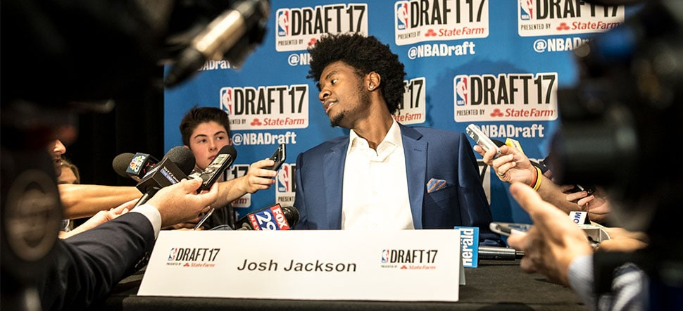 Draft Prospects Taking Notice of Trade Winds