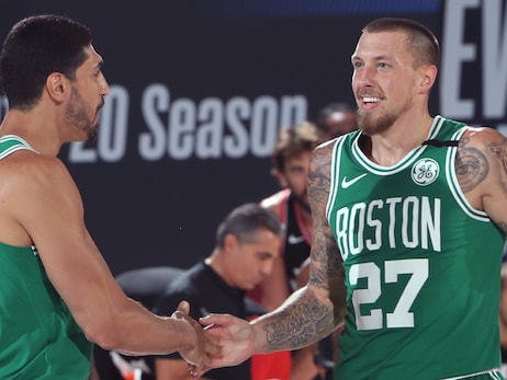 Centers Save the Day, as Theis, Kanter Serve as Unsung Heroes