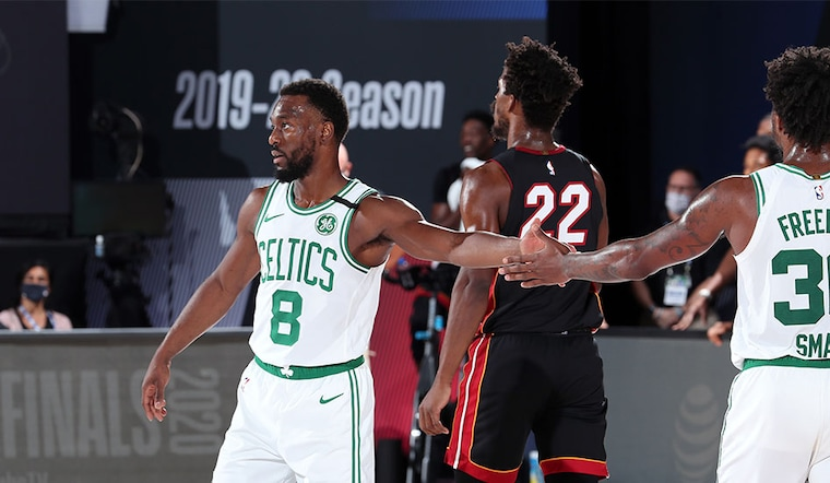 For Boston, There was Much to Appreciate From This Playoff Run