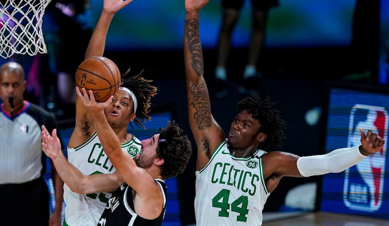Time Lord, Romeo Stifle Nets as C's Log Blowout Win