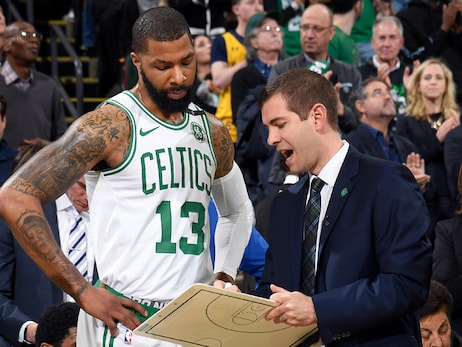 C's Concentrating on the Here and Now, Not the Enormity of Game 5