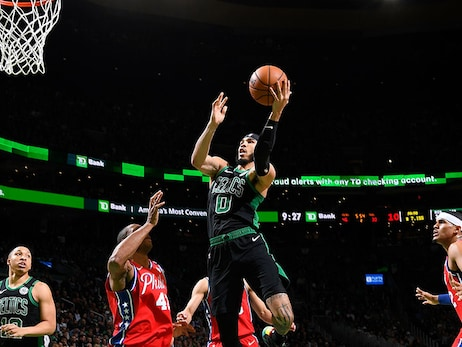 After Closing Out Seeding Games, C's Turn Attention Toward Philly