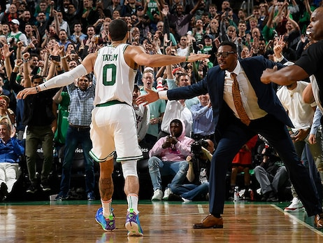 Celtics 365: Shocking the MVP with a Memorable Comeback