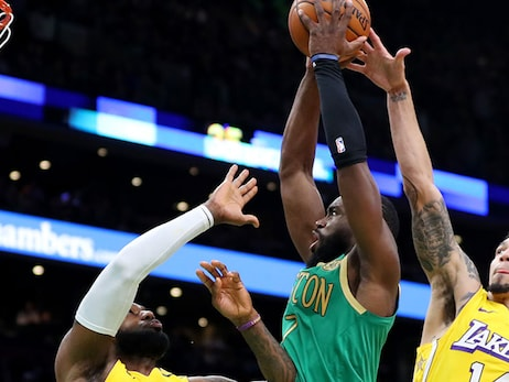 1/20 Arbella Quote Worthy: Lakers vs. Celtics