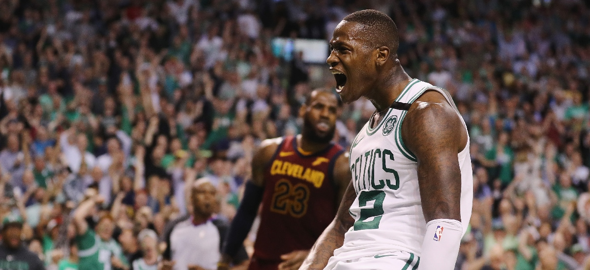 Rozier's Tomahawk Dunk Embodies Boston's Fearlessness