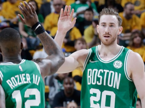 Stevens Says It's on Him To Get Hayward and Rozier Going in Game 5