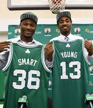 Marcus Smart, James Young